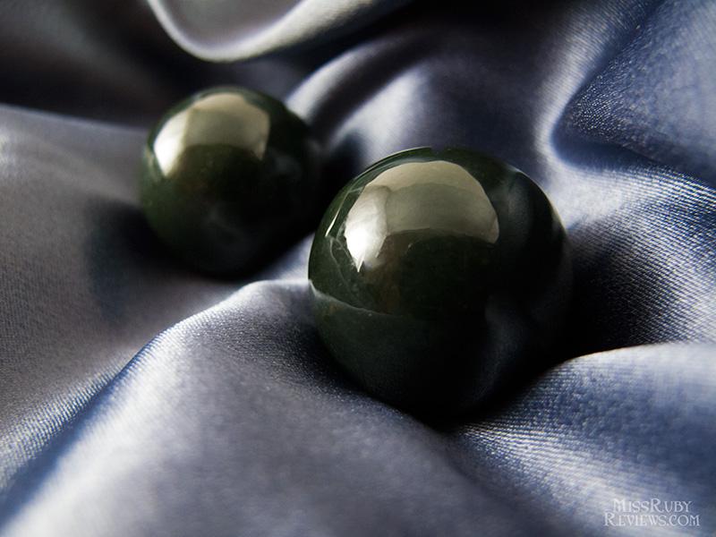 Polar Jade Ben Wa Balls