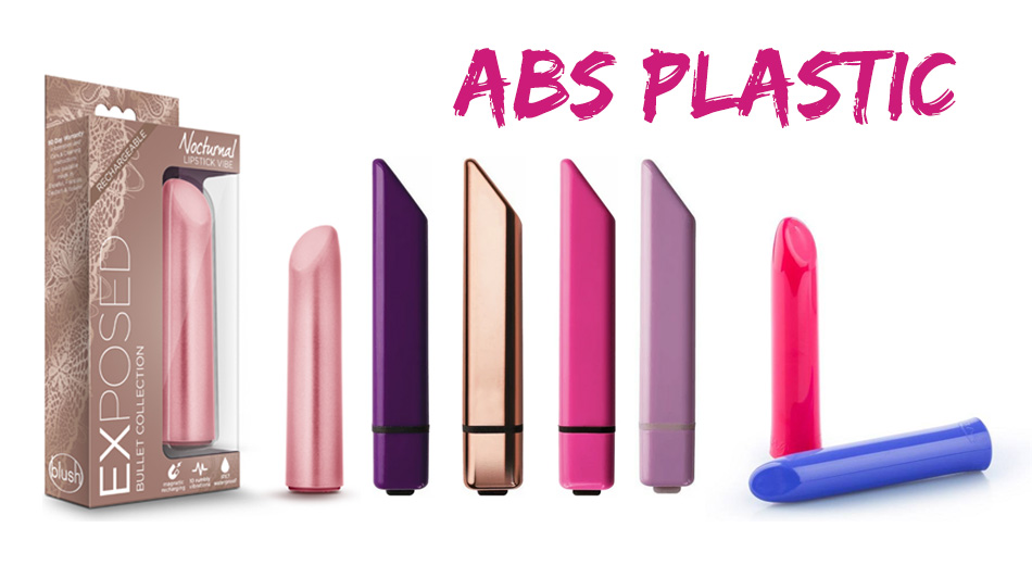 Sex toy material safety ABS Plastic toys