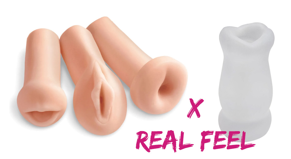 Sex toy material safety Real Feel toys