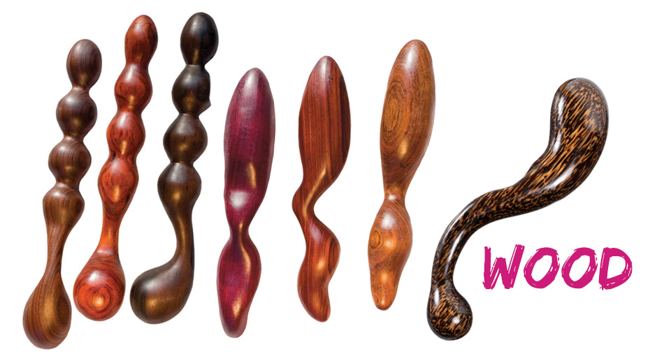 Sex toy material safety Wood toys