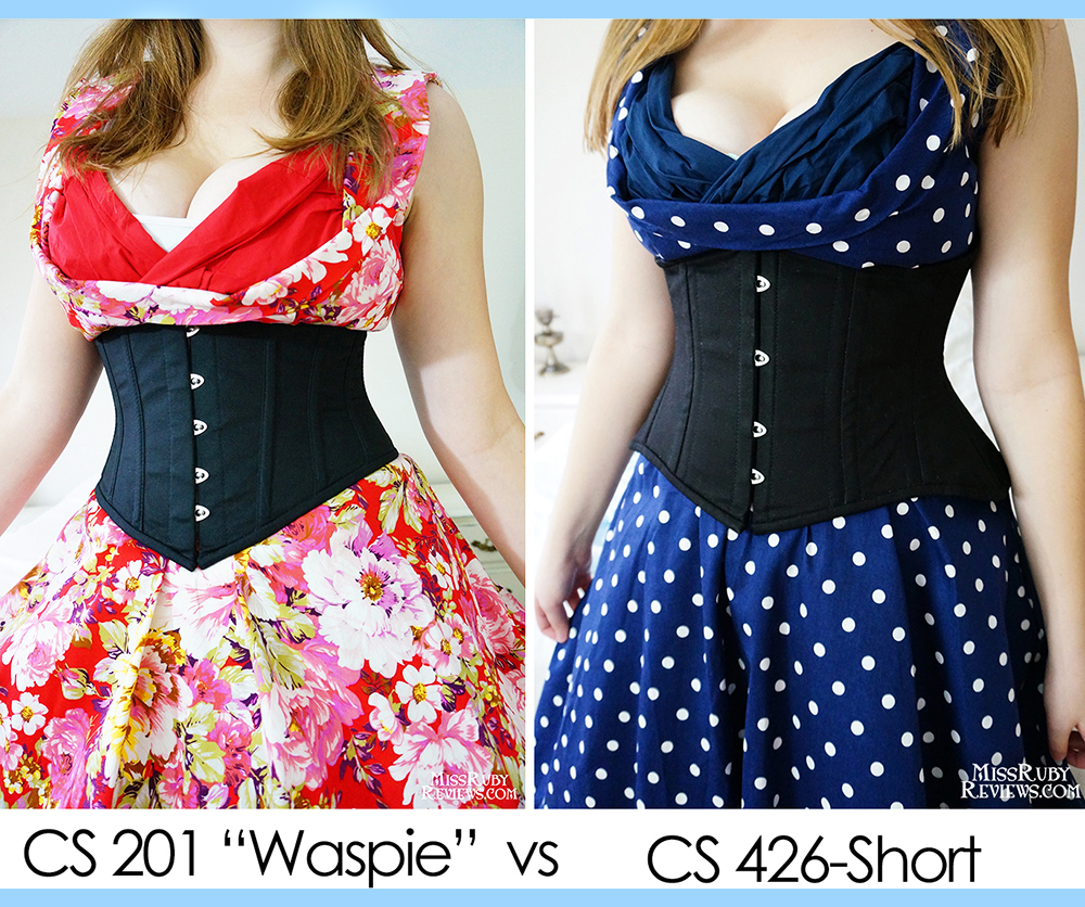 Orchard Corset Comparison
