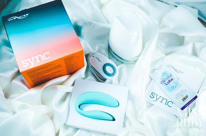 We-Vibe Sync review by Miss Ruby Reviews