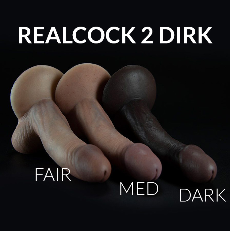 Realdoll Realcock 2 Dirk Different Colors - Miss Ruby Reviews