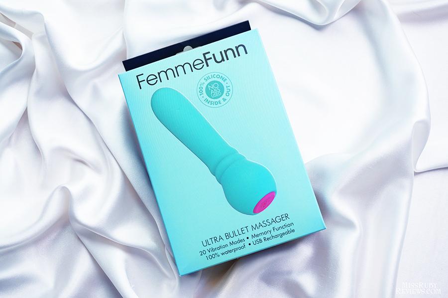 FemmeFunn Ultra Bullet