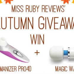 Autumn 2017 Giveaway