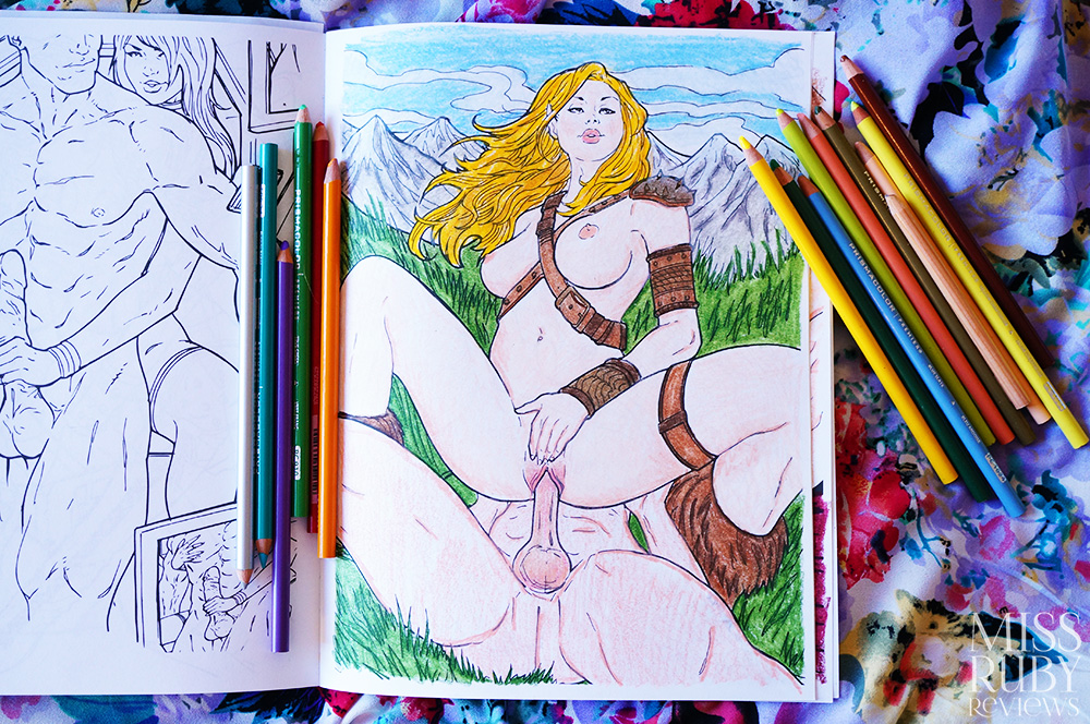 NSFW Coloring Book