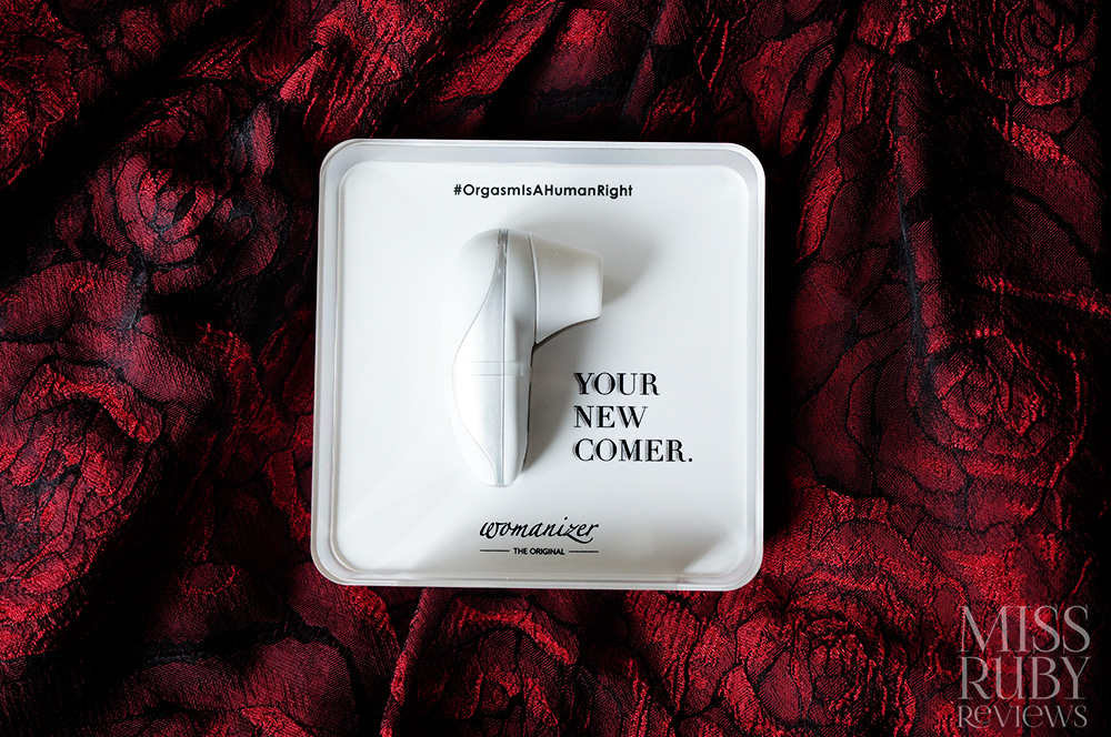 An image of the womanizer starlet packaging