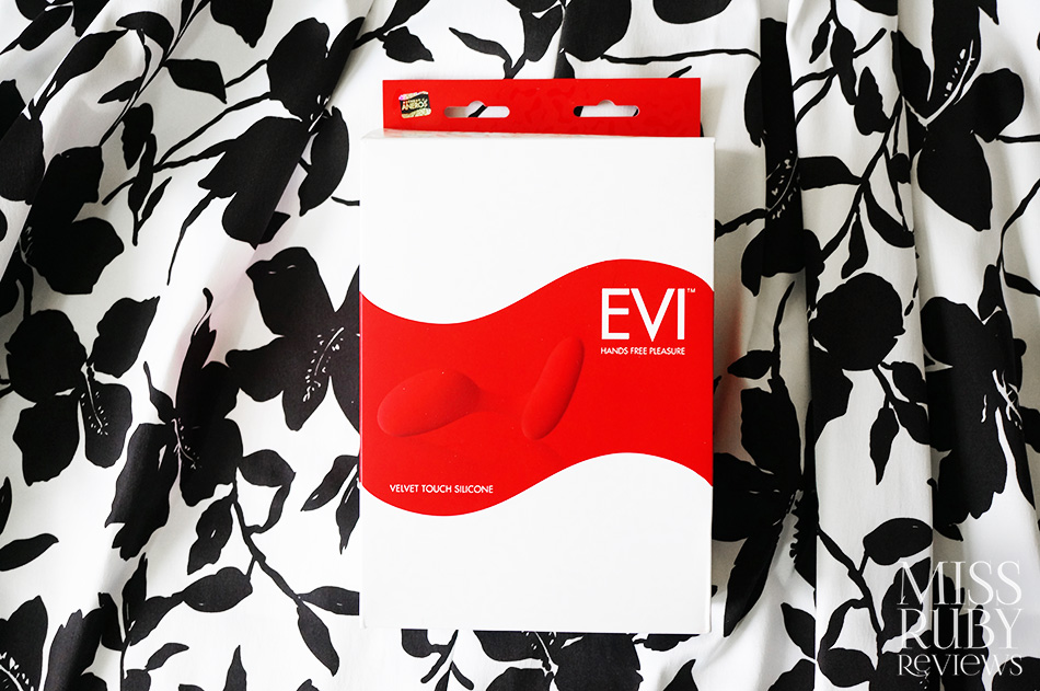 An image of the Aneros Evi packaging