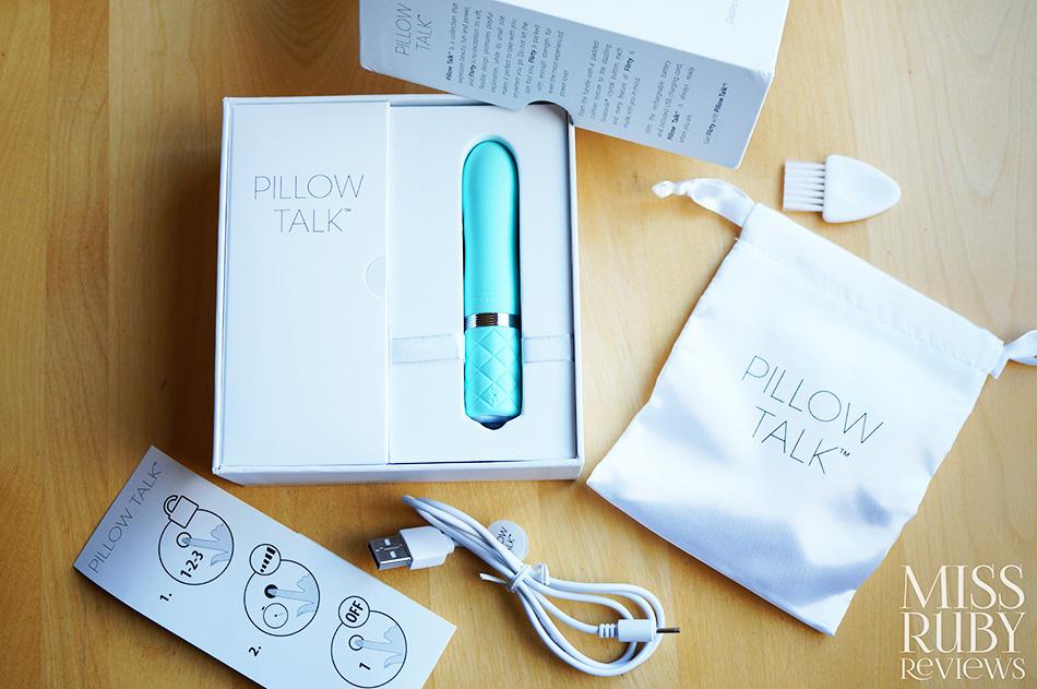 BMS Factory Pillow Talk Flirty and Pillow Talk Cheeky
