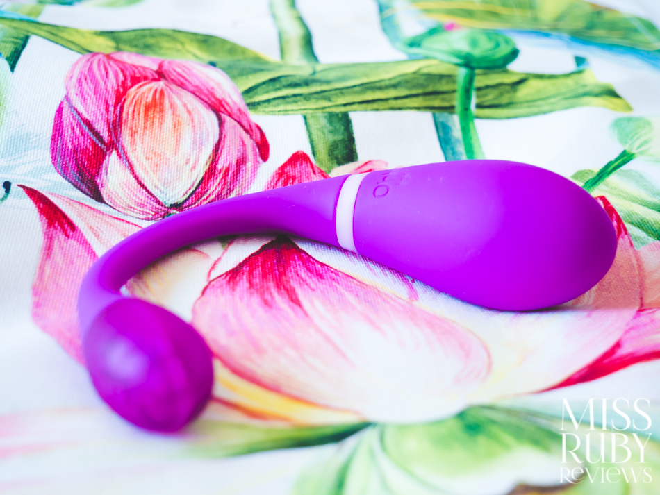 The OhMiBod Esca2 wearable vibrator