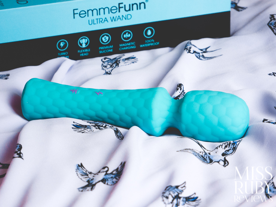 FemmeFunn Ultra Wand review by Miss Ruby Reviews