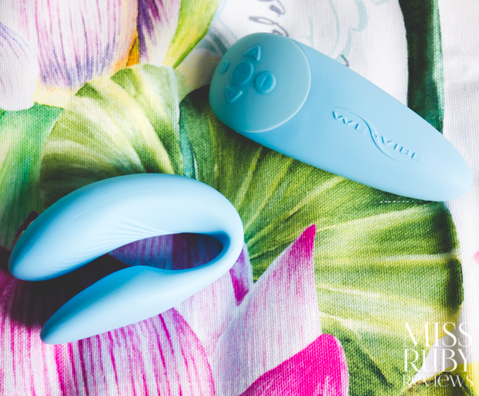 We-Vibe Chorus review by Miss Ruby Reviews