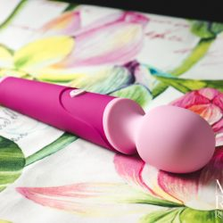 Blush Noje W4 wand review by Miss Ruby Reviews