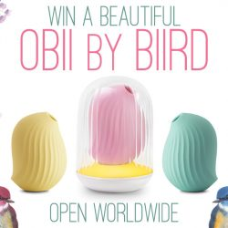 Obii Biird Clitoral Massager Giveaway Miss Ruby Reviews