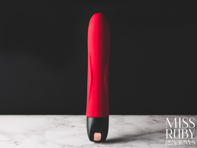 Blush NoBlush Novelties Lush Maya Vibrator review by Miss Ruby Reviewsvelties Lush Maya review by Miss Ruby Reviews