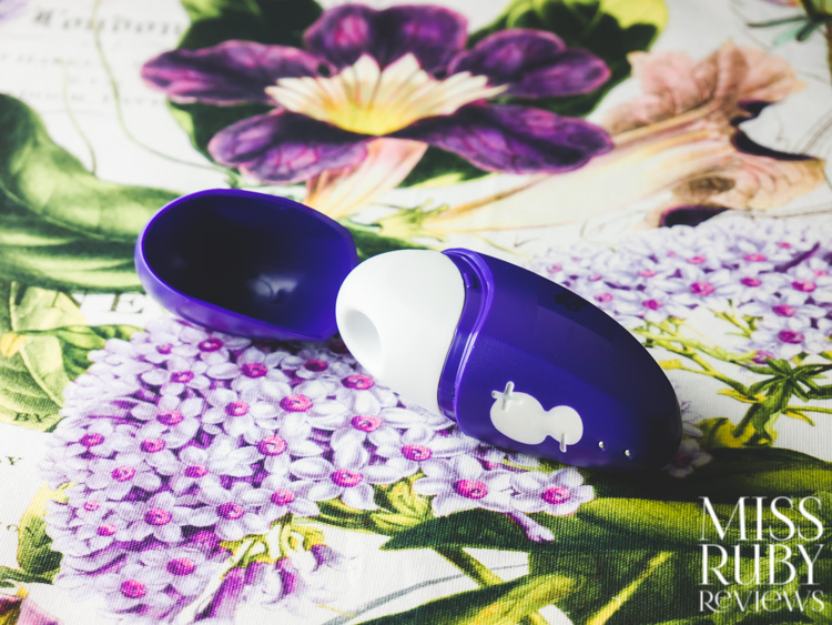 Romp Free Pleasure Air Clitoral Stimulator review by Miss Ruby Reviews