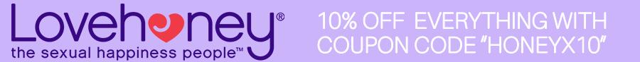 Lovehoney coupon discount code