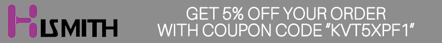 Hismith coupon discount code 5% off